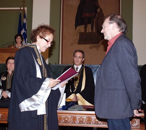 Foto of the ceremony